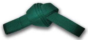 3. Kyu – Grønt belte